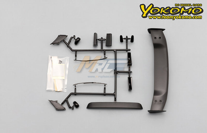 Yokomo (#SD-DM13W) D-MAX Diversion ADVAN ONE-VIA Accessory Set
