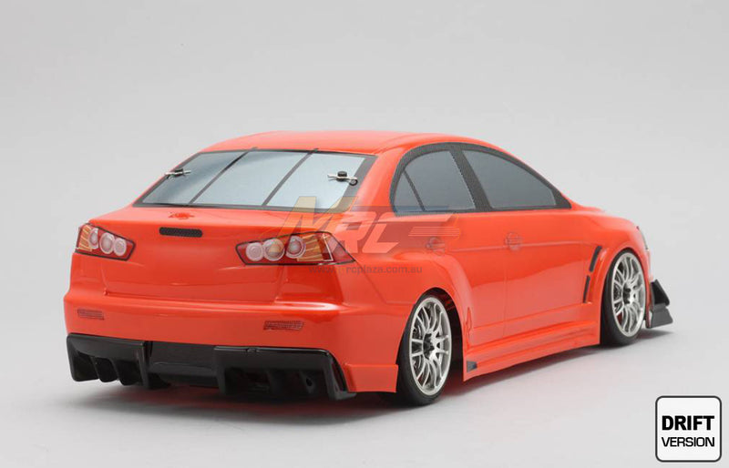 Mitsubishi YUKE'S CUSCO LANCER Evolution X Body Set