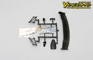 Yokomo (#SD-EVXW) YUKE'S CUSCO LANCER Evolution X Accessory Set