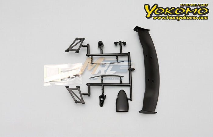 Yokomo YUKE'S CUSCO LANCER Evolution X Accessory Set