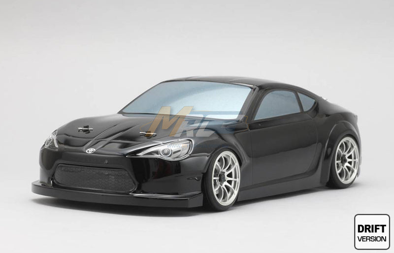 Yokomo (#SD-HK86B) Toyota HKS Racing Performer 86 Body Set
