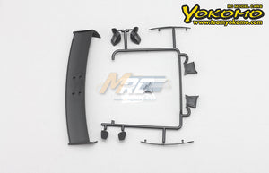 Yokomo (#SD-HK86W) HKS Racing Performer 86 Accessory Set