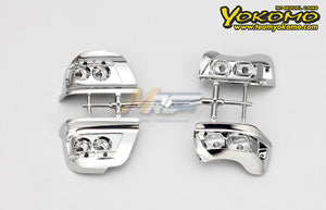 Yokomo (#SD-KU2LA) GOODYEAR Racing Kunny'z JZX100 CHASER Light Bracket