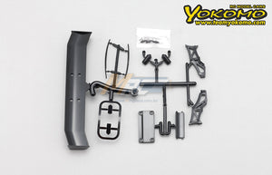 Yokomo (#SD-M786W) M7 ADVAN MAX ORIDO 86 Accessory Set
