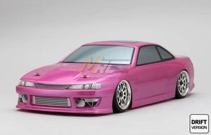 Yokomo (#SD-S144B) Nissan 460POWER S14 SILVIA Body Set