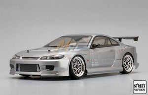 Yokomo (#SD-S15BS) Nissan S15 SILVIA Body Set
