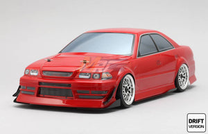 Yokomo (#SD-SDB) Toyota Team22 FNATZ JZX100 Mark2 Body Set