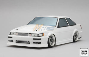 Yokomo (#SD-SR86B) Toyota SunRISE Mercury AE86 LEVIN Body Set