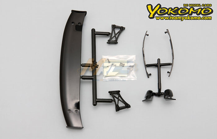 Yokomo SunRISE Mercury AE86 LEVIN Accessory Set