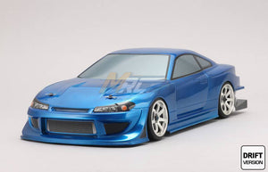 Yokomo (#SD-TY15B) Nissan Team TOYO GP SPORTS S15 SILVIA Body Set