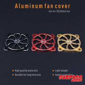 Surpass Hobby Alum. Fan Cover