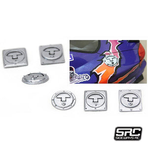 SRC Sideways RC Fuel Cap STL2