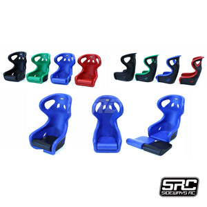 SRC Sideways RC Bucket Seat V3