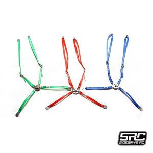 SRC Sideways RC Bucket Seat Harness