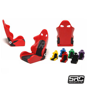 SRC Sideways RC Bucket Seat V2