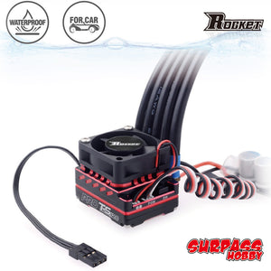 Surpass Hobby Rocket TS120A Sensored Brushless ESC
