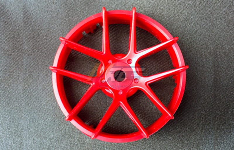 Tetsujin Jasmine Super Rim - Red