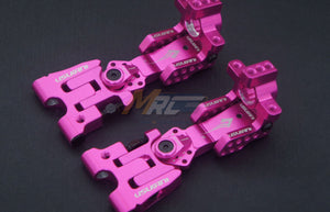 Usukani AR V2.4 Adjustable Rear Arm Set - Pink