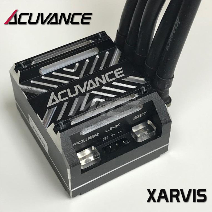 Acuvance XARVIS ESC - Black