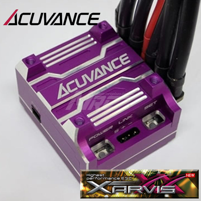 Acuvance XARVIS XX ESC - Purple