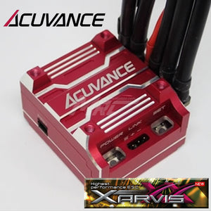 Acuvance XARVIS XX ESC - Red