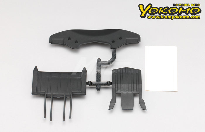Yokomo Undertray Diffuser Set
