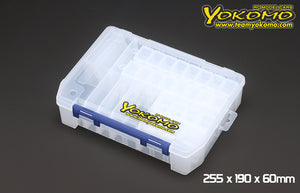 Yokomo (#YC-1134) Parts Box Set 255 x 190 x 60mm