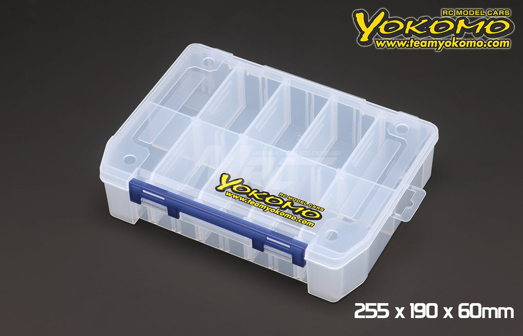 Yokomo (#YC-11) Parts Box 255 x 190 x 60mm