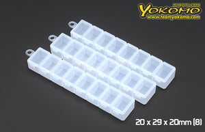 Yokomo (#YC-3) Parts Box 20 x 29 x 20mm