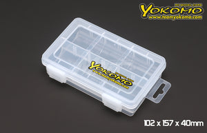 Yokomo (#YC-5) Parts Box 102 x 157 x 40mm