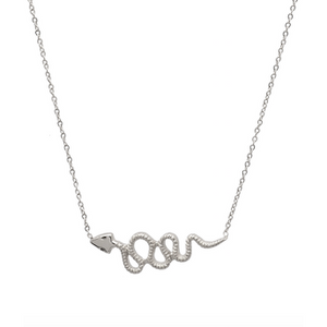 Collier Eve Silver