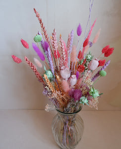 Hand-tied Posies - 'Coco Pastelle'