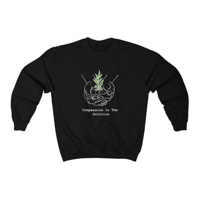 Compassion Is The Solution - Sweatshirt