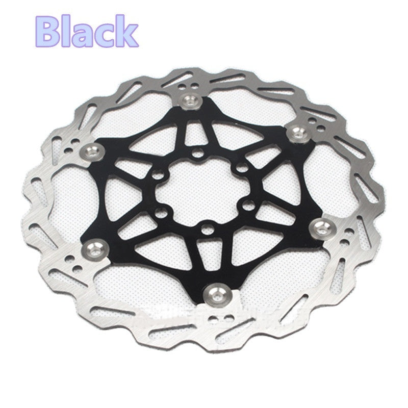 160mm/180mm/203mm Rotor Modified Brake Disc For MTB Bike Cycling Scooter