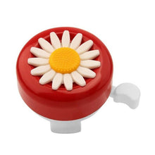 Load image into Gallery viewer, Bike Bell Clear Bicycle Horns Accessories For Kids Flower Loud