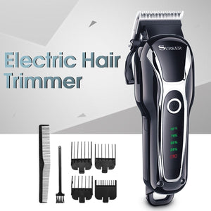 Surker Electric Hair Trimmer Shaver Cutter Clipper Men Beard Body Groomer