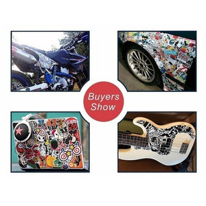 25/50Pcs/pack Summer Sexy Women Graffiti Sticker Pack For Moto Car & Suitcase Cool Laptop Stickers Skateboard Sticker