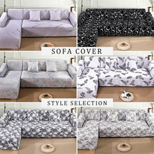 Load image into Gallery viewer, Slipcovers Home & Living Sofa Cover L-Shape Recliner Protector Cover Set Couch Cover Sofa Towel for Living Room Sofa Cover L Shape Armchair Cover Single/Two/Three/Four Seater