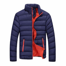 Load image into Gallery viewer, 2019 New Cotton Coat Winter Warm Down Jacket 4 Color XS-4XL