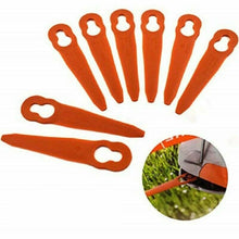 Load image into Gallery viewer, 24/32¡Á Plastic Cutter Blades For Stihl Poly Cut 2-2 FSA 45 Lawnmower Trimmer Tools