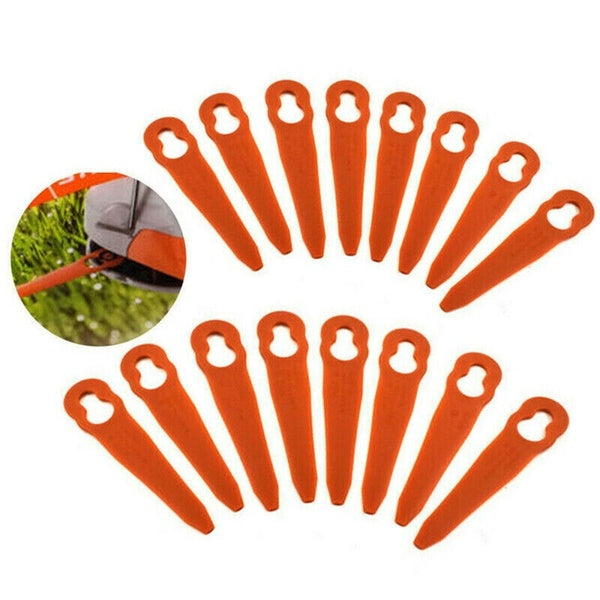 24/32¡Á Plastic Cutter Blades For Stihl Poly Cut 2-2 FSA 45 Lawnmower Trimmer Tools