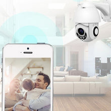 Load image into Gallery viewer, IP Camera Onvif WiFi 2MP 1080P Wireless Speed Dome CCTV IR Camera Outdoor Security Surveillance NetCam IP Camara Exterior TF Card