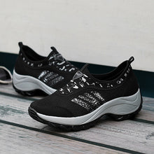 Load image into Gallery viewer, Women's Casual Running Shoes Mesh Breathable Sneakers Comfortable Flats Shoes