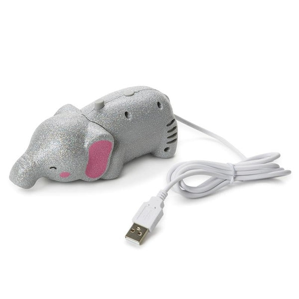 Elephant Mini Desk Vacuum