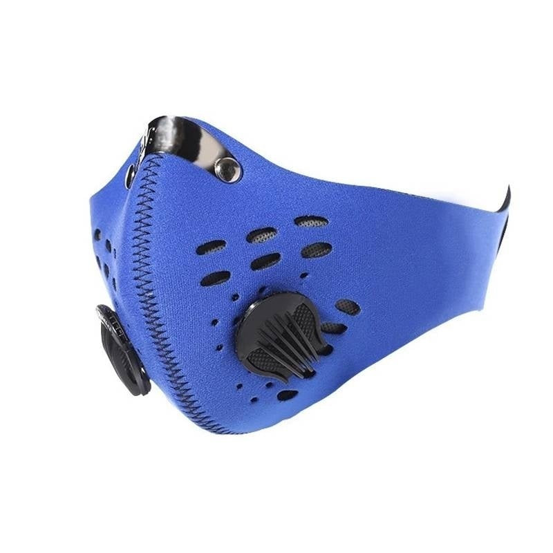 Anti Dust Filter Half Face Mask Cycling Bicycle Bike Motorcycle Racing Ski Sport
