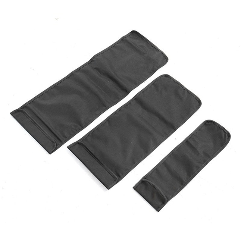 ( 4 PACK ) Weightlifting Sandbag Heavy Duty 4 Empty Sand Bags MMA Boxing Crossfit Military Power Training Body Fitness Equipment Strength Training