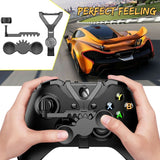 Mini Steering Wheel For Xbox One Game Controller Add-on Replacement Accessories