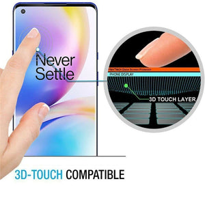 1Pcs Tempered Glass Screen Protector For OnePlus 8 8 Pro7T 7 Pro 6T 6 5 5 T