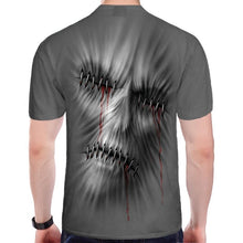 Load image into Gallery viewer, Mens Funny Vintage Gothic Shirt SKull 3D Printed T-Shirts for Men Women Streetwear Casual Short Sleeve Tees