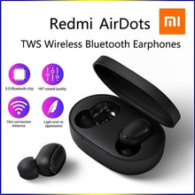 Load image into Gallery viewer, Newest Xiaomi Redmi TWS Airdots Headset Bluetooth 5.0 Earphone Headphone Stereo Earbuds